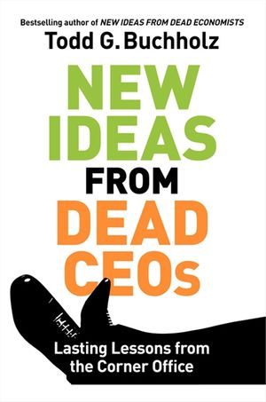 New Ideas from Dead CEOs book image