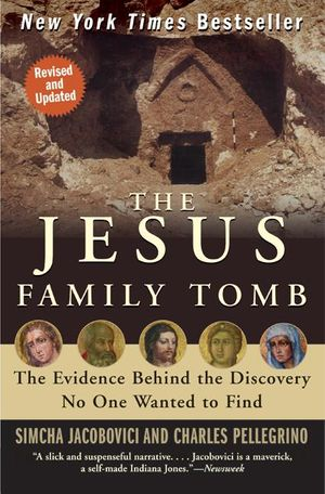The Jesus Family Tomb book image