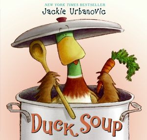 Duck Soup book image