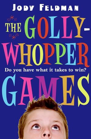 The Gollywhopper Games book image
