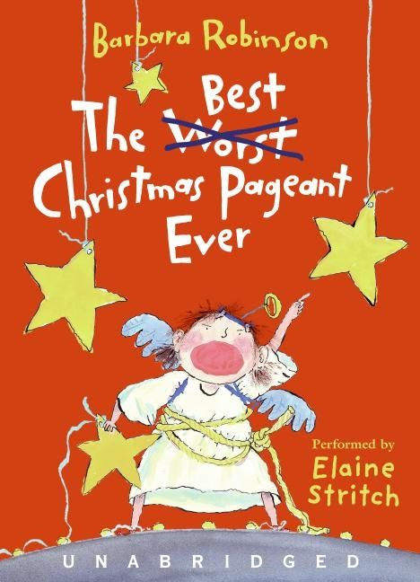 The Best Christmas Pageant Ever Book Online