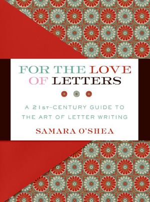 For the Love of Letters book image