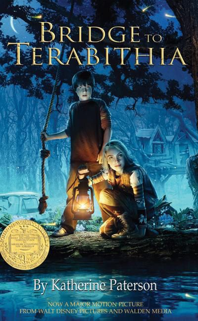 Image result for the bridge to terabithia book