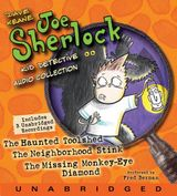 Joe Sherlock, Kid Detective CD Audio Collection