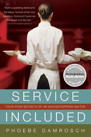 Service Included book image