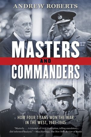 Masters and Commanders book image