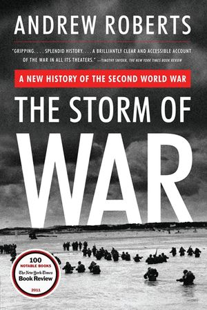 The Storm of War book image