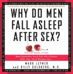 Why Do Men Fall Asleep After Sex