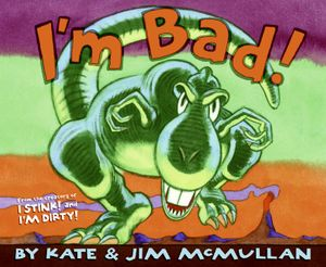 I'm Bad! book image