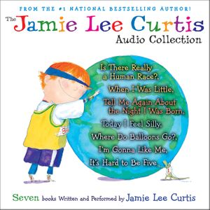 The Jamie Lee Curtis Audio Collection book image