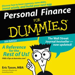 Personal Finance For Dummies book image