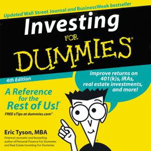 Investing For Dummies 4th Edition book image