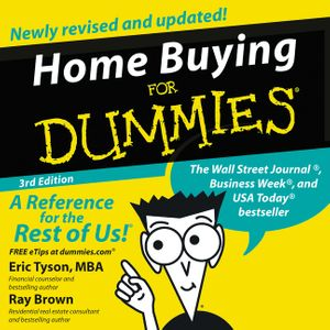 Home Buying For Dummies 3rd Edition book image