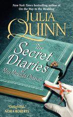 The Secret Diaries of Miss Miranda Cheever Paperback  by Julia Quinn