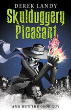 Skulduggery Pleasant Hardcover  by Derek Landy
