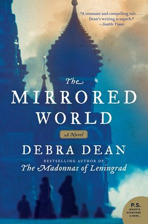 The Mirrored World book image