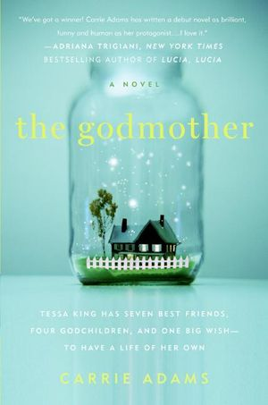 The Godmother book image