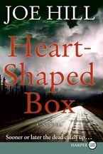 Heart-Shaped Box Paperback LTE by Joe Hill