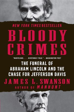 Bloody Crimes book image