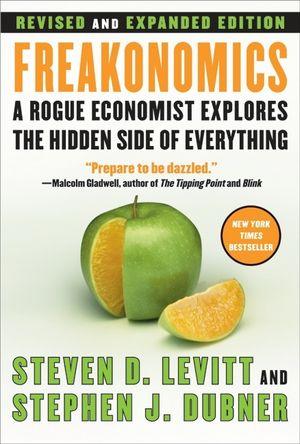 Freakonomics Rev Ed book image