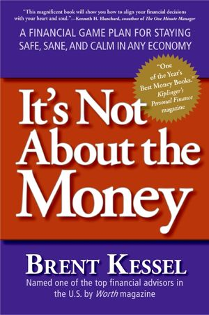 It's Not About the Money book image