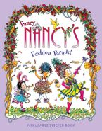 fancy-nancys-fashion-parade-reusable-sticker-book