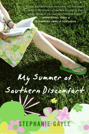 My Summer of Southern Discomfort book image
