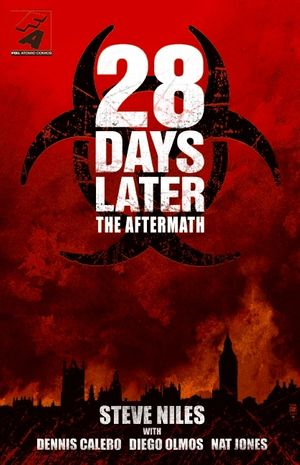 28 Days Later: The Aftermath book image