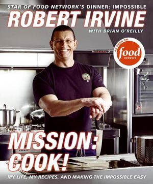 Mission: Cook! book image