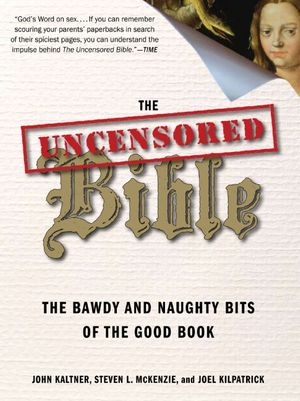 The Uncensored Bible book image