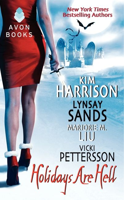 Holidays are hell kim harrison lynsay sands vicki pettersson read a sample enlarge book cover fandeluxe Images