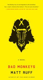 Bad Monkeys Hardcover  by Matt Ruff