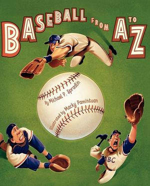 Baseball from A to Z book image