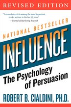 Book cover image: influence: The Psychology of Persuasion | New York Times Bestseller | International Bestseller | National Bestseller