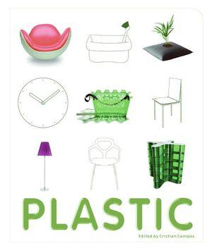 Plastic book image
