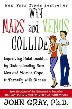 Why Mars and Venus Collide book image