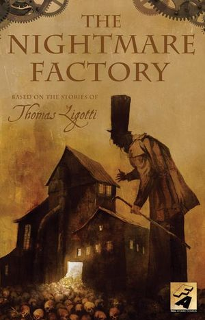 The Nightmare Factory book image