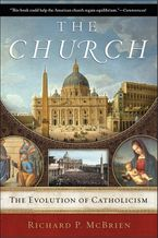 The Church Paperback  by Richard P. McBrien