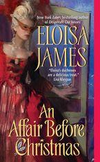 An Affair Before Christmas Paperback  by Eloisa James