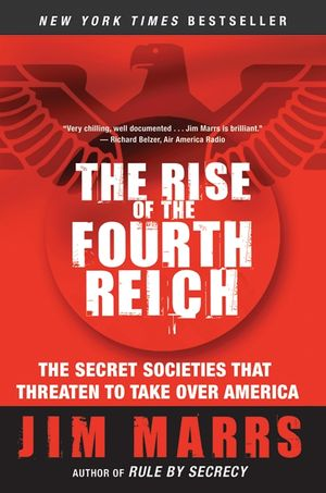 The Rise of the Fourth Reich book image