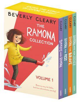 The Ramona 4-Book Collection, Volume 1