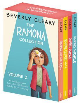 The Ramona 4-Book Collection, Volume 2