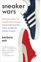 Sneaker Wars Paperback  by Barbara Smit