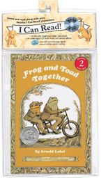Frog and Toad Together Book and CD CD-Audio ABR by Arnold Lobel