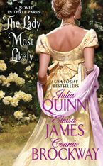 The Lady Most Likely... Paperback  by Julia Quinn