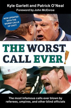 The Worst Call Ever! book image