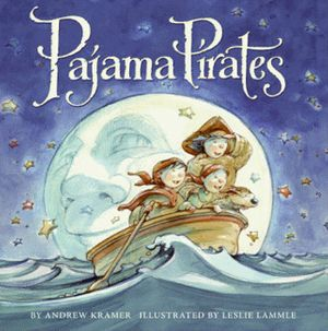 Pajama Pirates book image