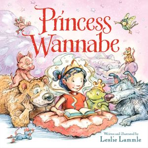 Princess Wannabe book image