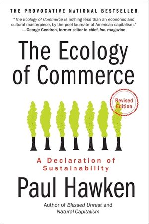 The Ecology of Commerce Revised Edition book image