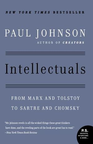 Intellectuals book image